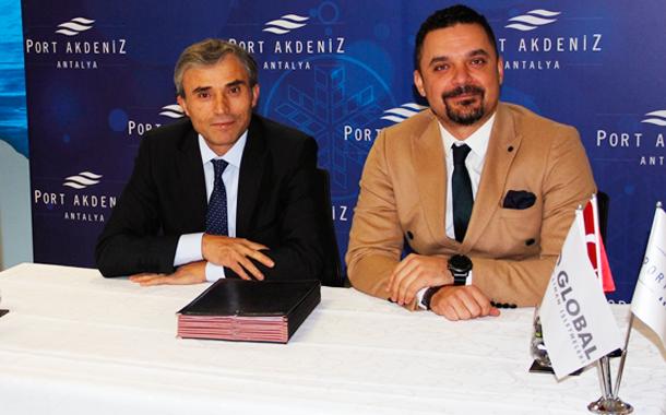 Liman-İş ve Port Akdeniz'den Dev Ortaklık ; Limanlarda İşçi Sağlığı ve İş Güvenliği Projesi