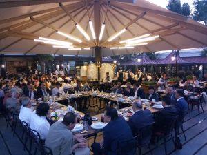Ulaştırma, Denizcilik ve Haberleşme Bakanlığı bürokratlarıyla geleneksel olarak gerçekleştirdiğimiz iftar yemeğinde bir araya geldik