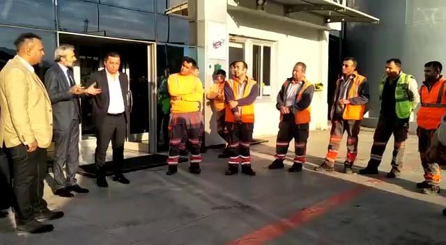 Global holding Port Akdeniz (Antaya) 7.Dönem TİS 'i totalde %30'luk artışla imzalandı.